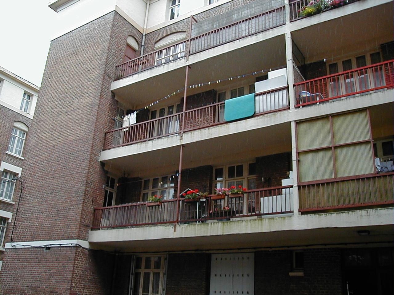 Réhabilitation de 95 logements - Avant travaux