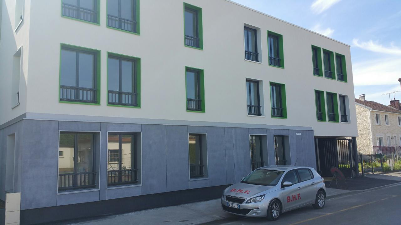 Construction de 19 logements - Longueau