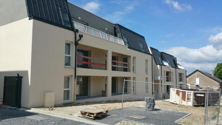 Construction de 44 logements