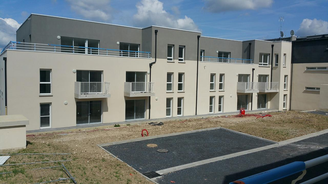 Construction de 44 logements