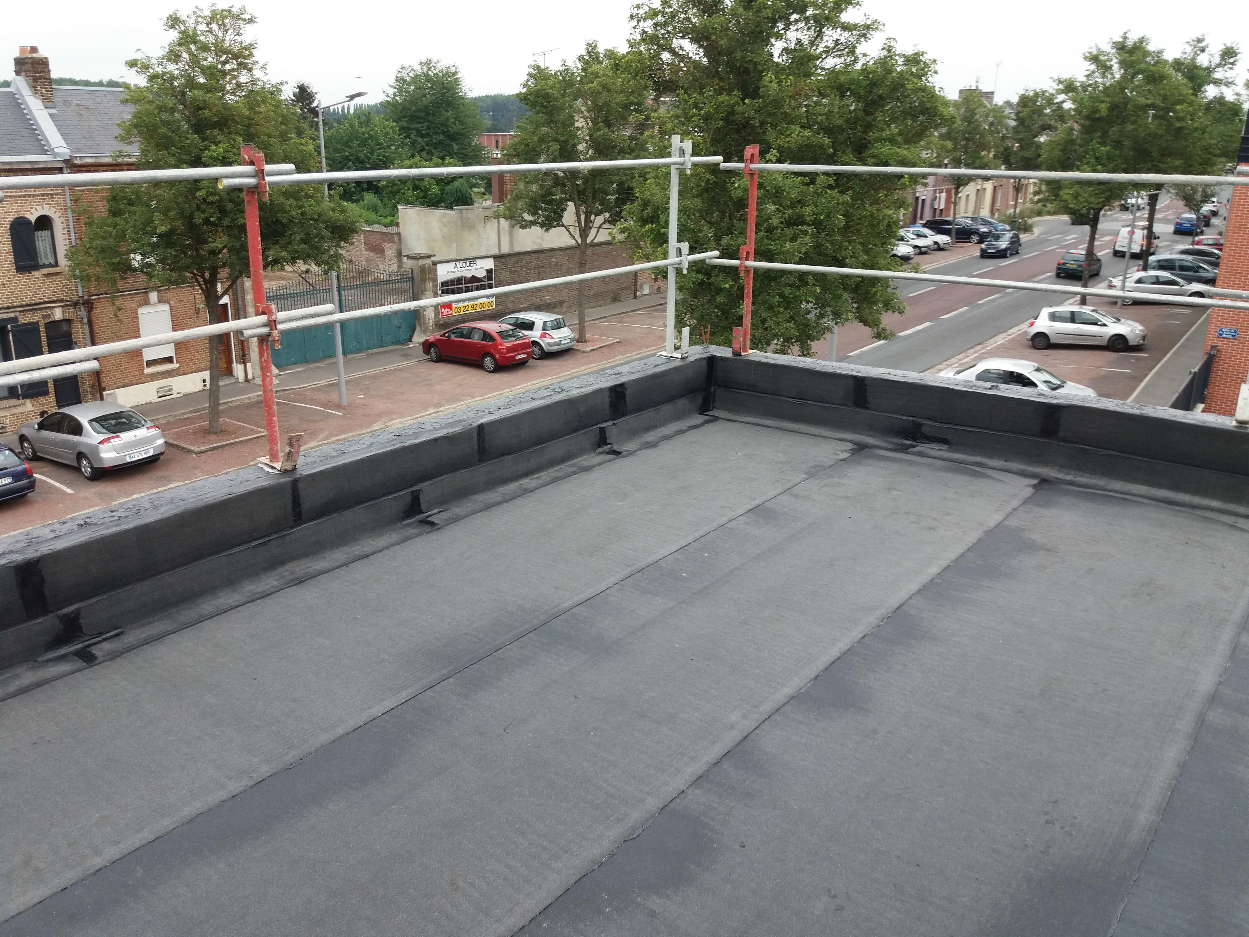 Couverture - Etanchéité - Terrasse