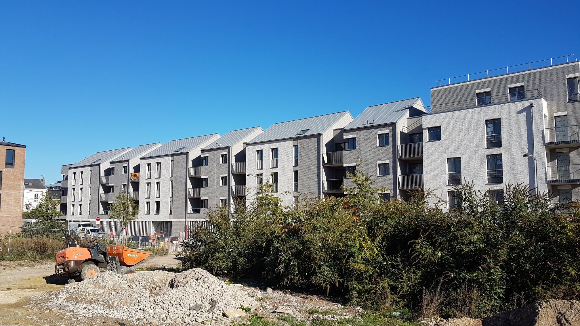 Construction de 69 logements