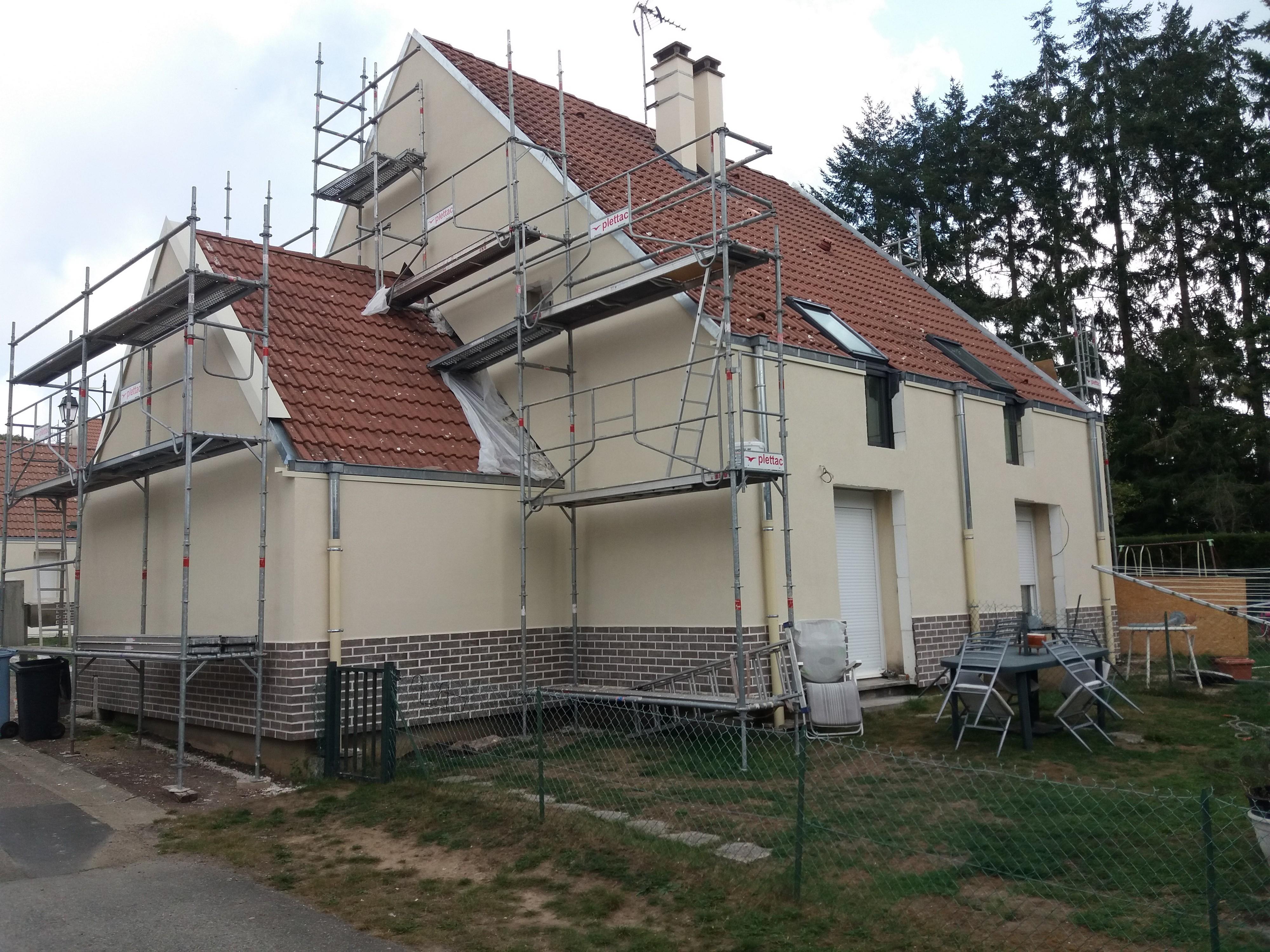 Réhabilitation de 28 logements - St Paul