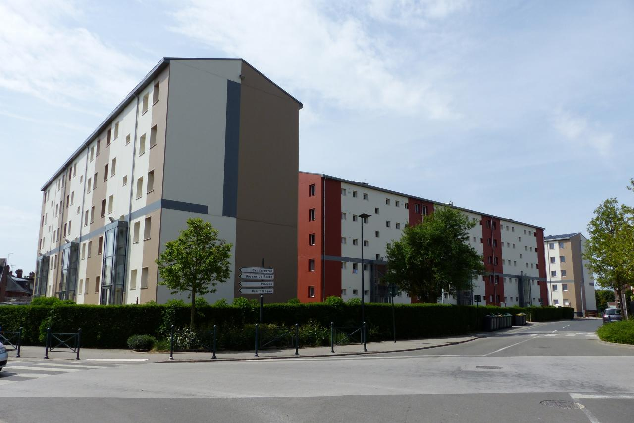Residence Les Neuf Moulins - Doullens