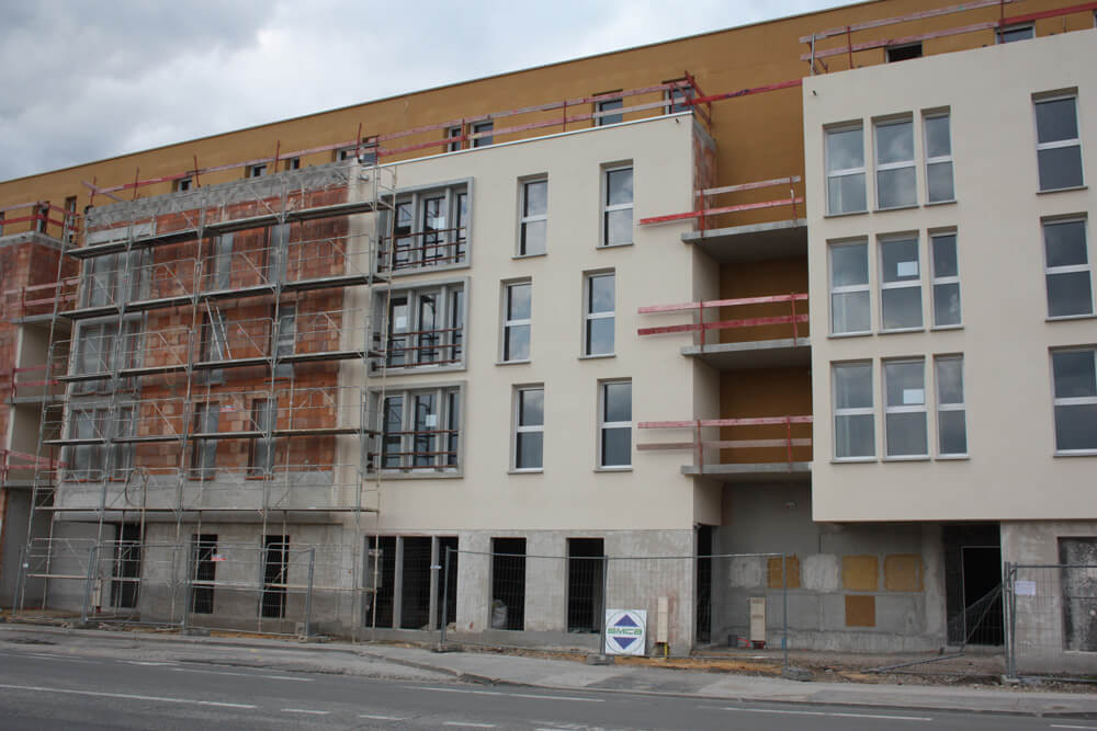 Construction de 42 logements - Amiens
