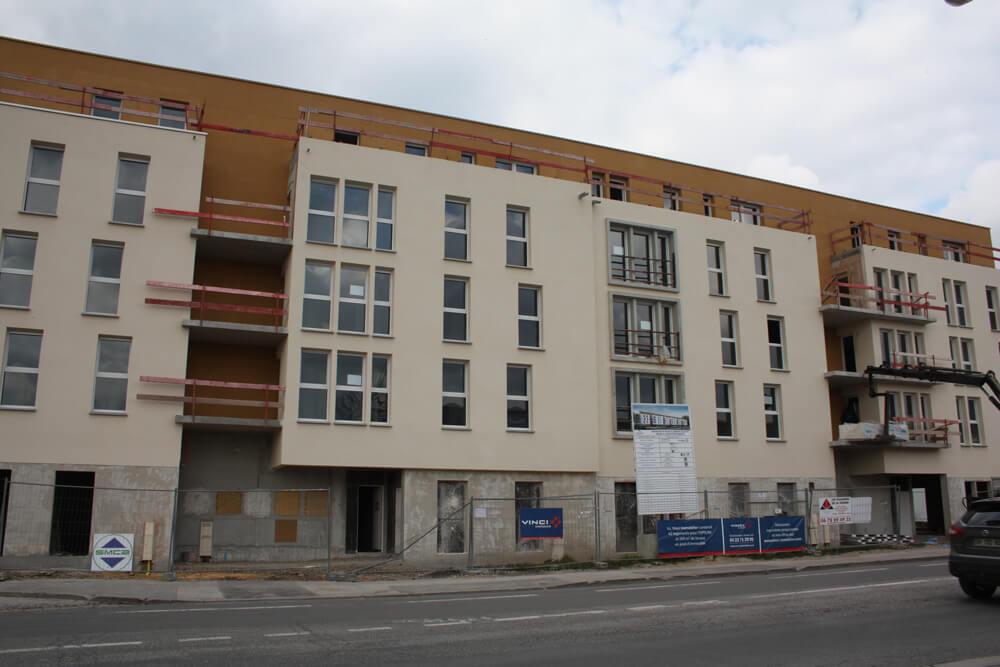 Construction de 42 logements