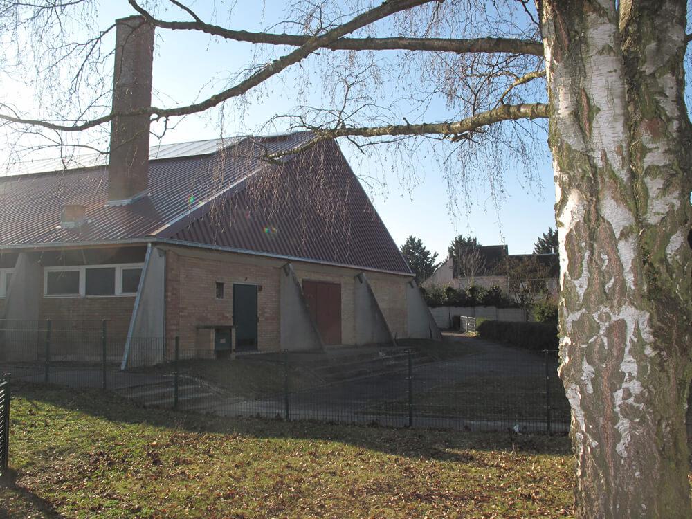 Gymnase de l'IUFM