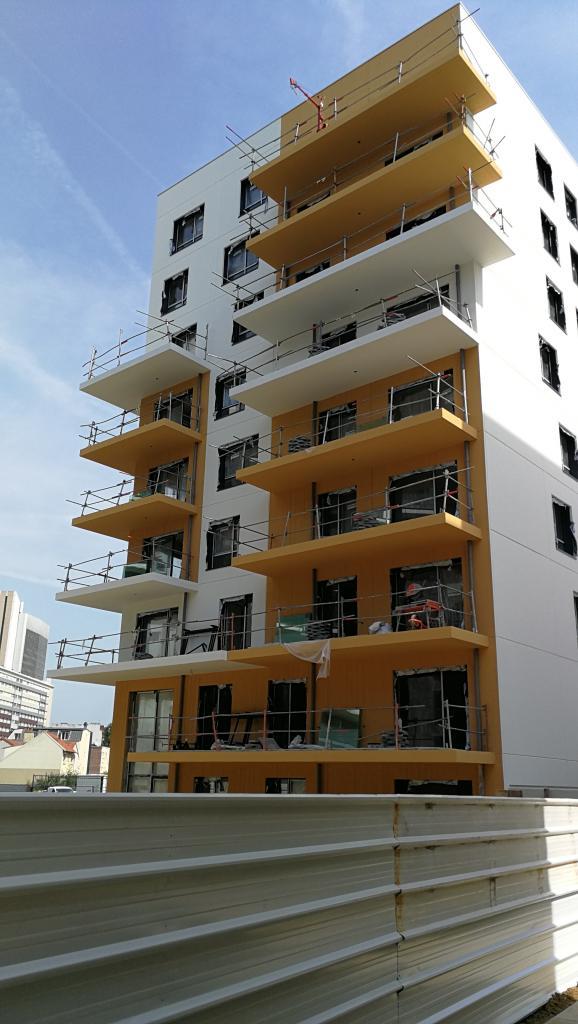 Construction de 171 logements