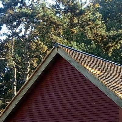 Tuiles Red Cedar