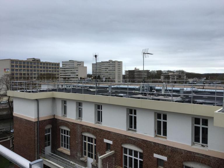 Réhabilitation de 95 logements