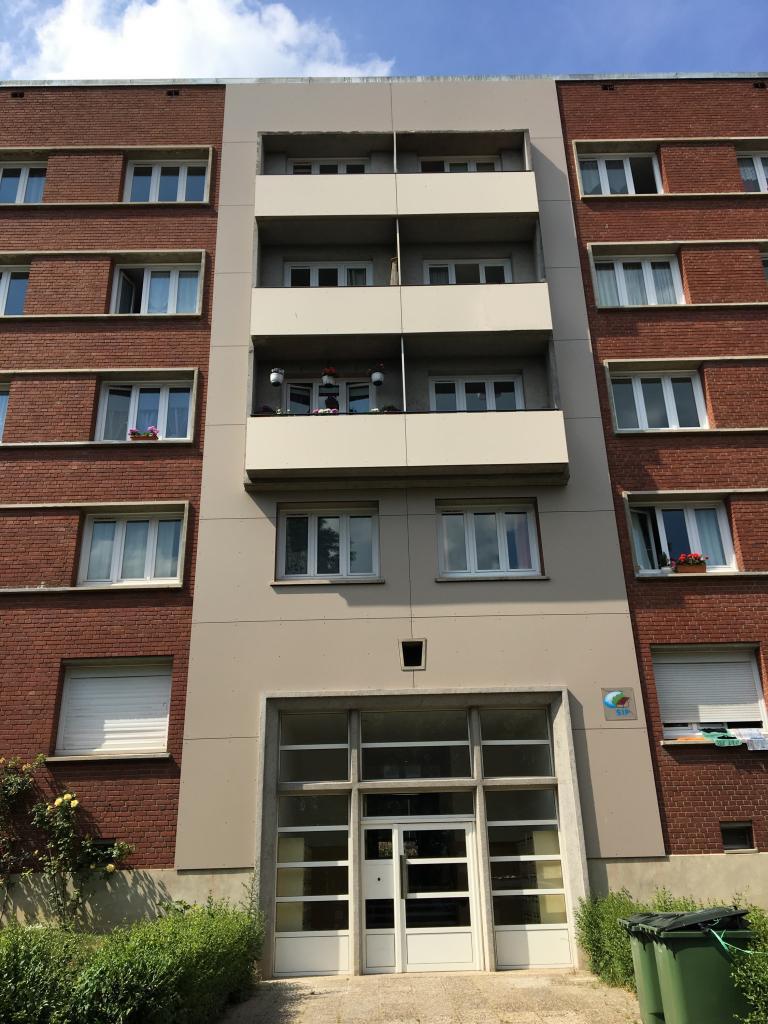 Réhabilitation de 50 logements