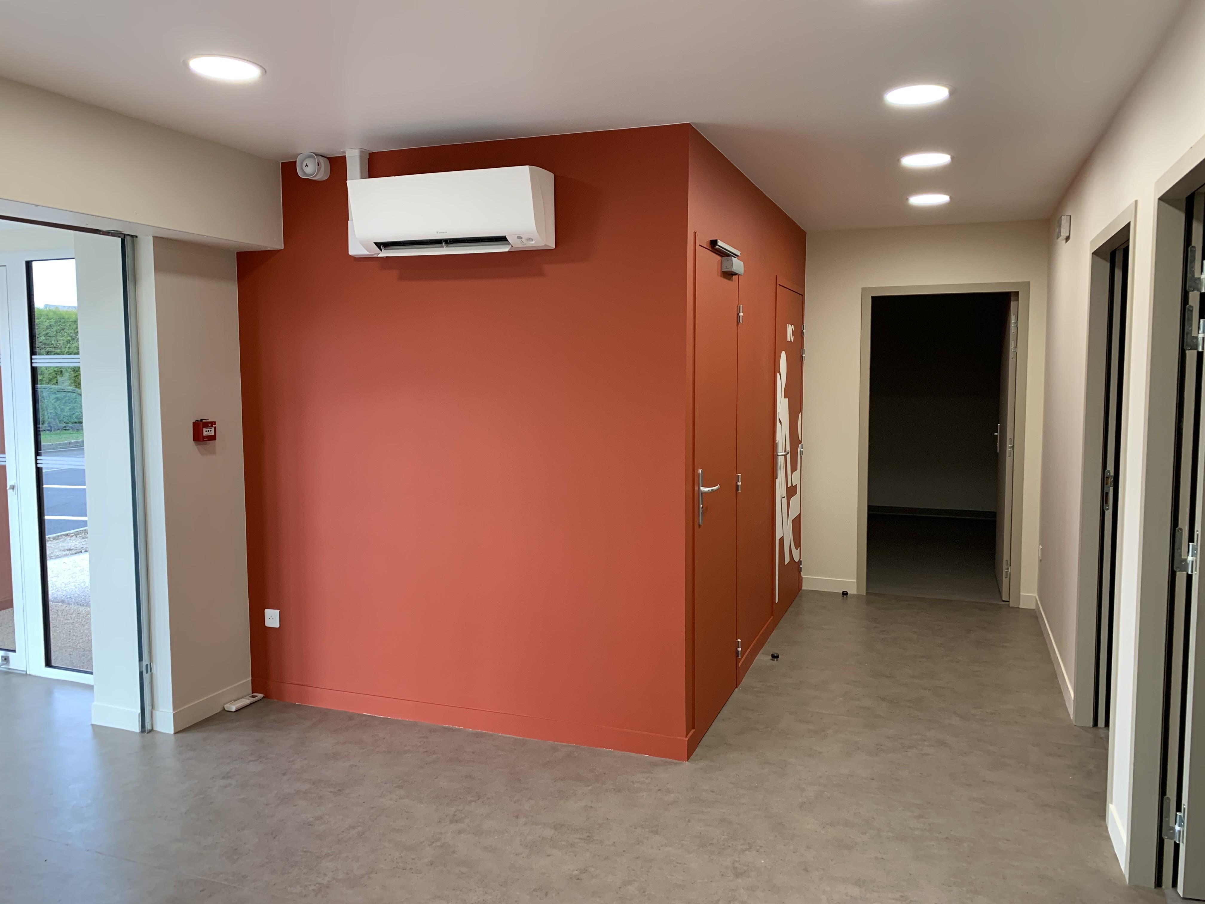 Aménagement d'une maison de santé