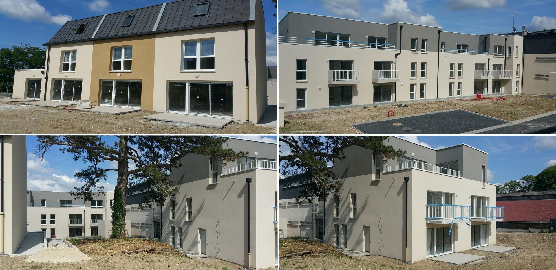 VINCI IMMOBILIER - Construction de 40 logements