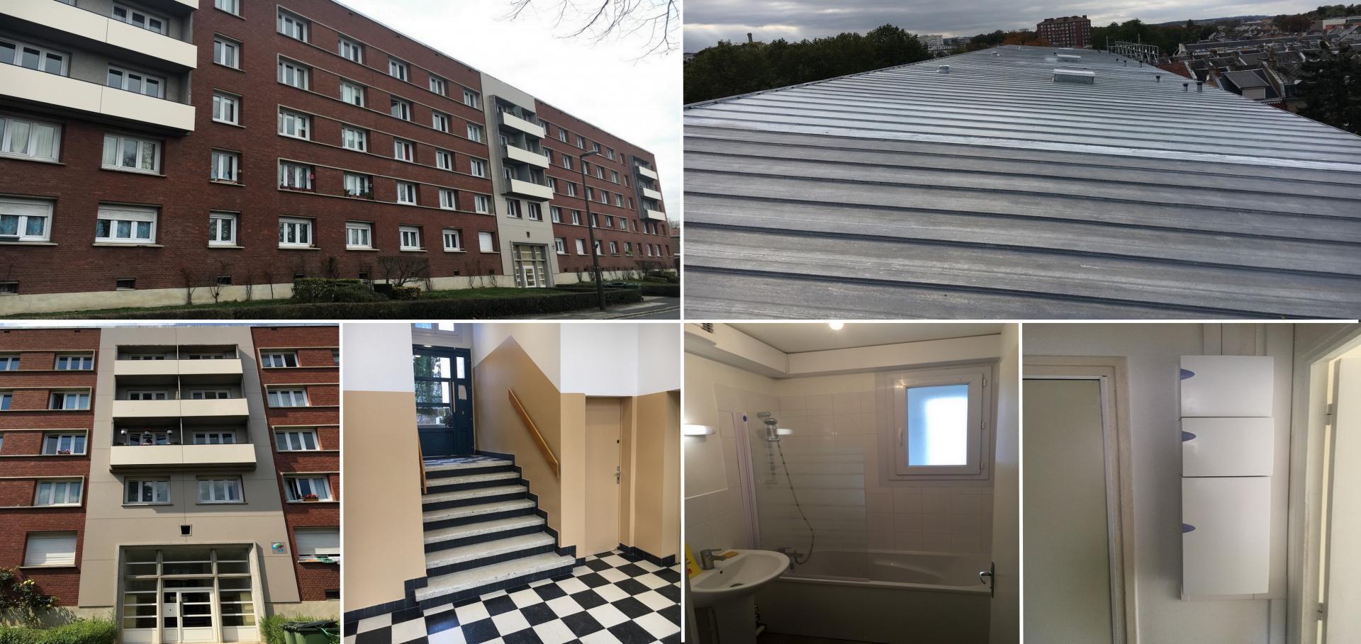 SIP - Réhabilitation de 50 logements
