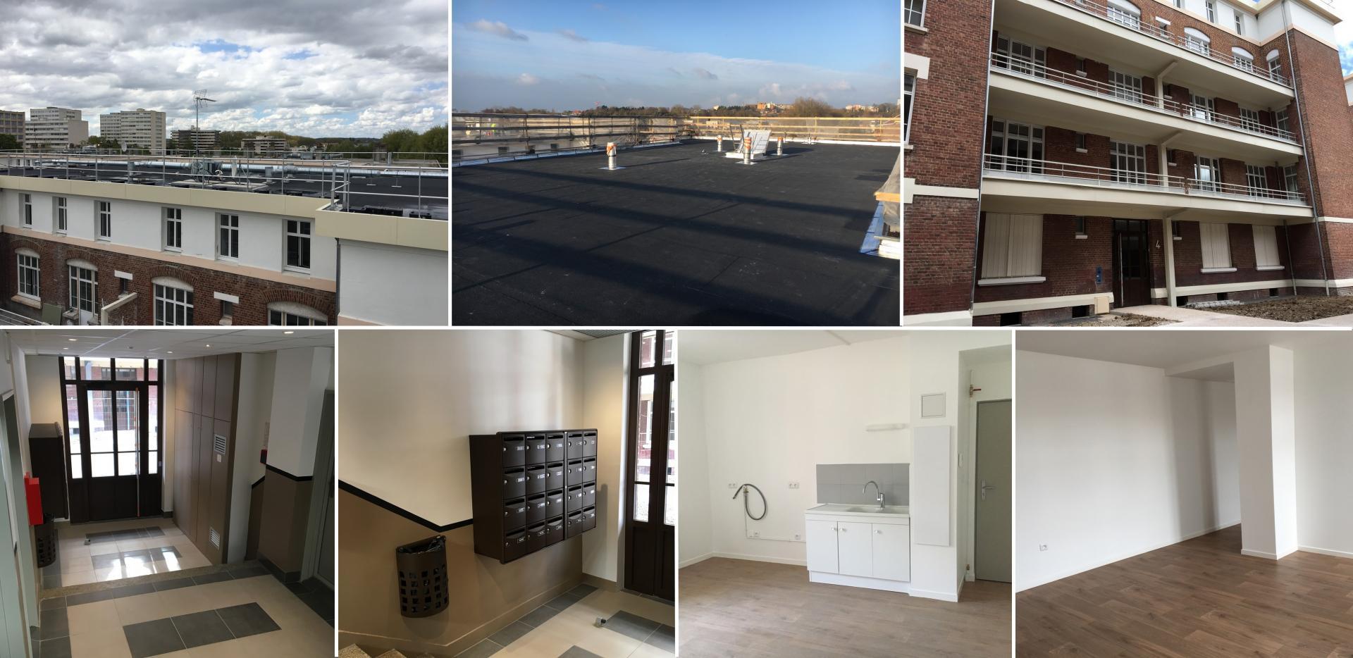 OPAC AMIENS - Réhabilitation de 95 logements
